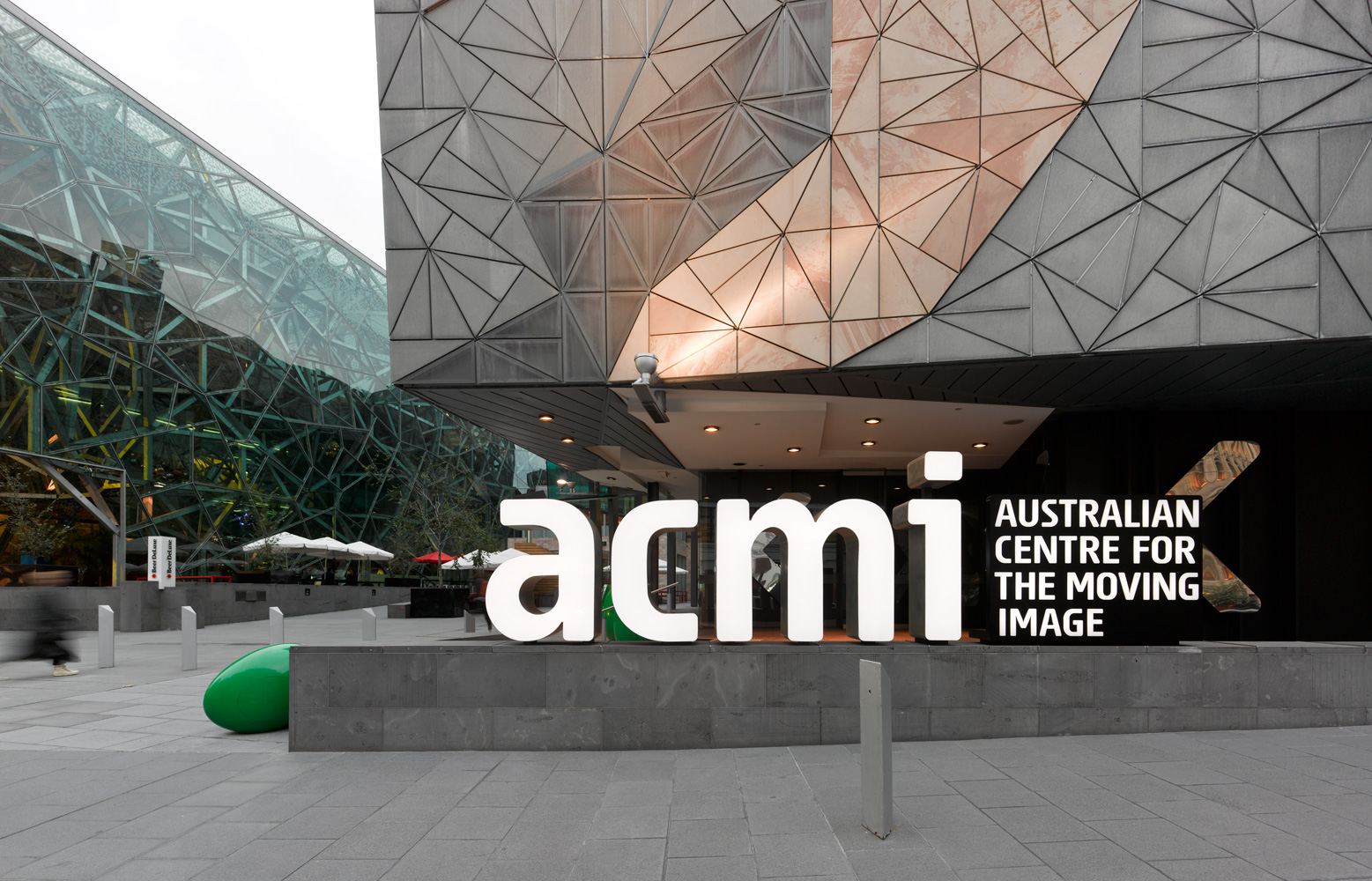 Image result for ACMI melbourne