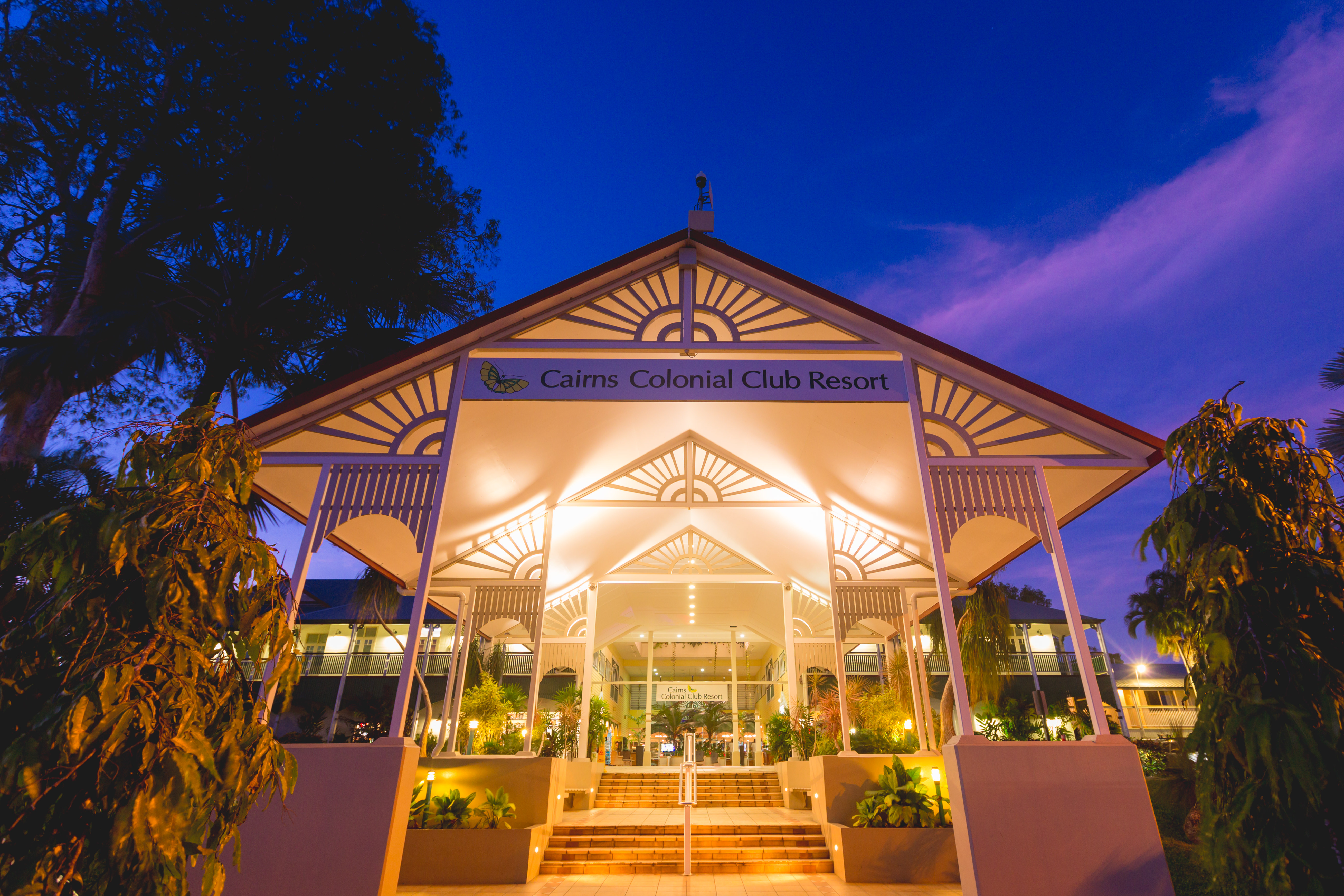 Cairns Colonial Club Resort Venue Hire Enquire Today