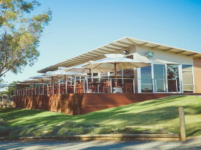 Morrisons Riverview Winery And Restaurant Venue Hire