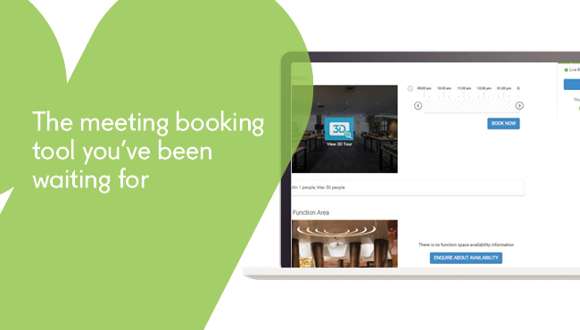 Meeting booking tool